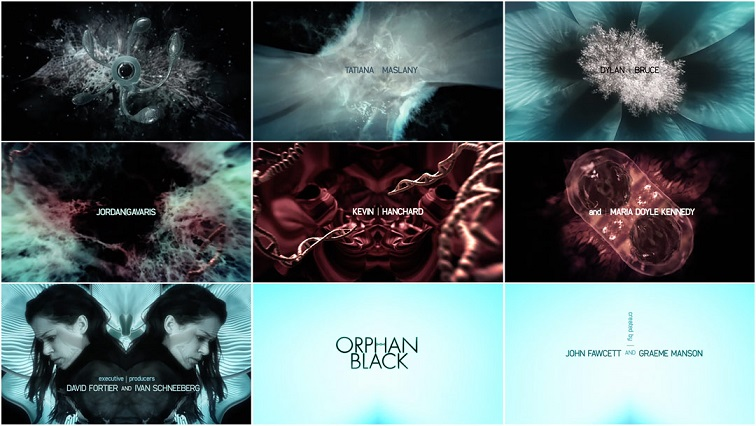 9 Cool Orphan Black Opening Credits, Real and Imagined