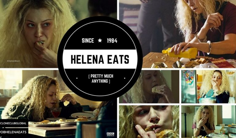 Globetrotting Helena: Eating & Sightings #OBHelenaEats