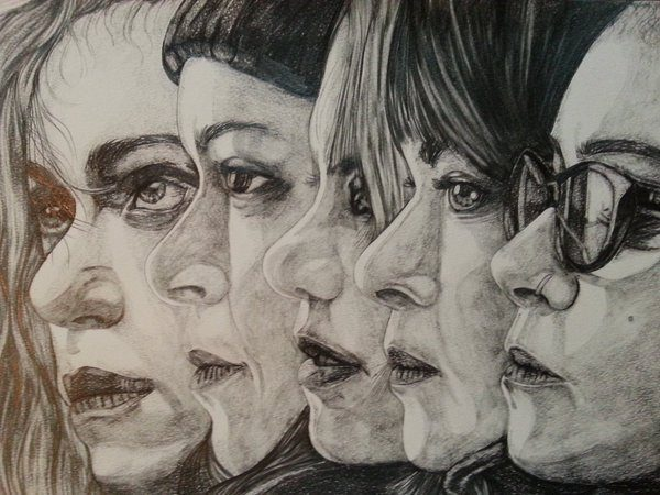 Orphan Black Fan Oeuvre Series 6 #OBFanArt