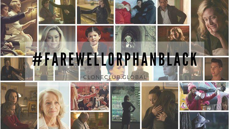 #FarewellOrphanBlack, A Montage